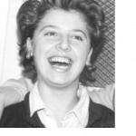 Aleksandra Davidovac 1985. god