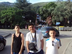 pred hotelom