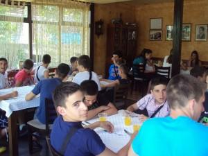 u Mostaru restoran aleksa