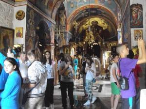 u manastiru Tvrdos